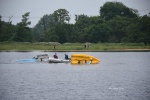 Cub capsize drill - Testwood Lakes