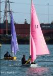 Close sailing